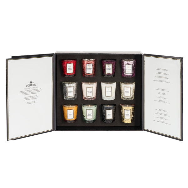 Voluspa Japonica Archive Gift Set