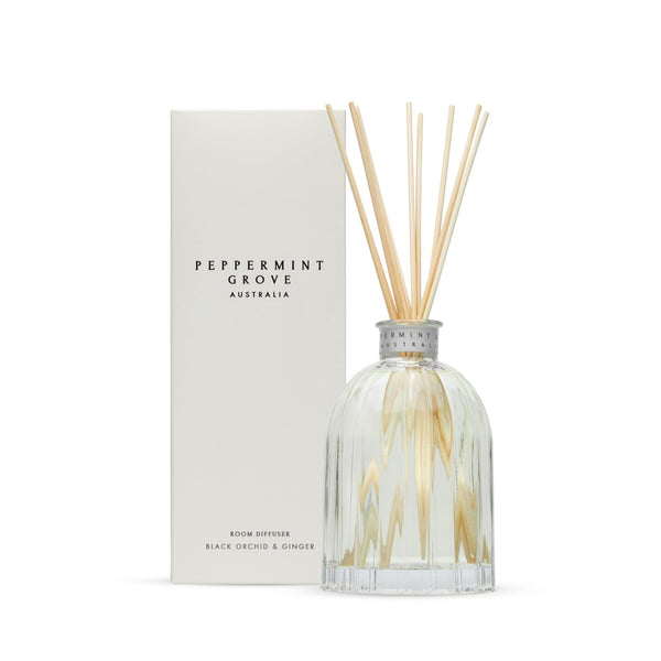 Orchid & Ginger - Diffuser 350Ml