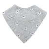 Grey Bear Dribble Bib