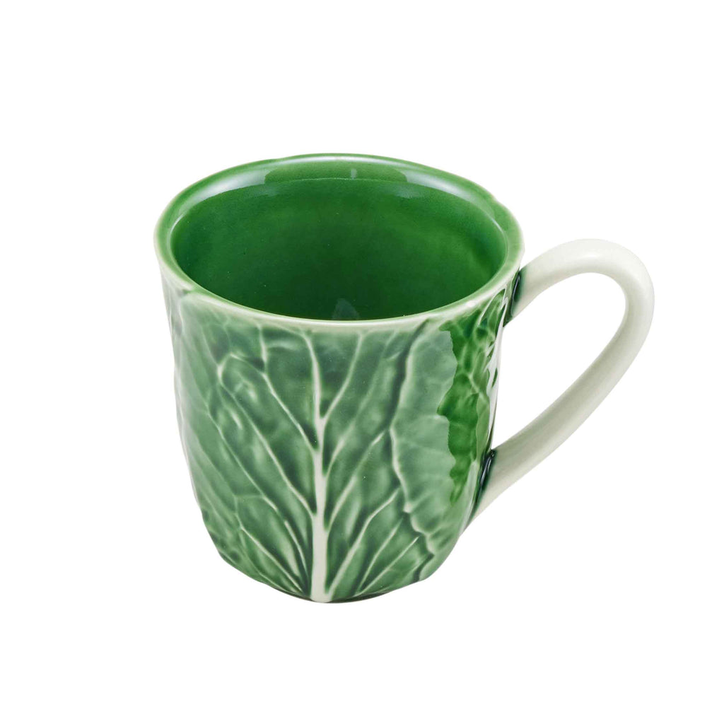 Green Cabbage Mug