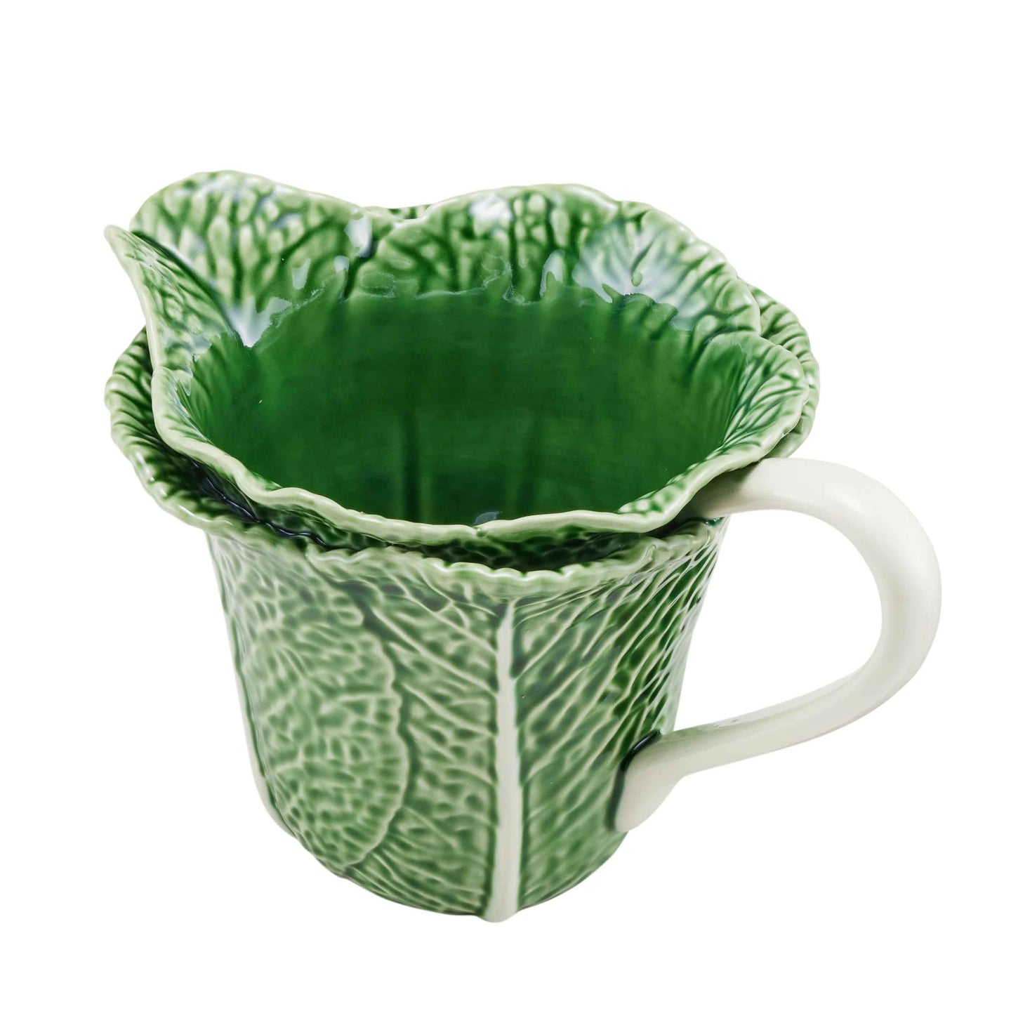 1.5Ltr Green Cabbage Jug