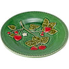 Strawberry 25cm Round Fruit Plate