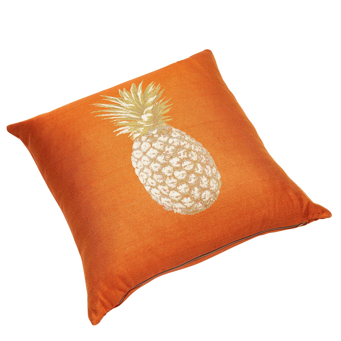 50cm Orange Pineapple Cushion