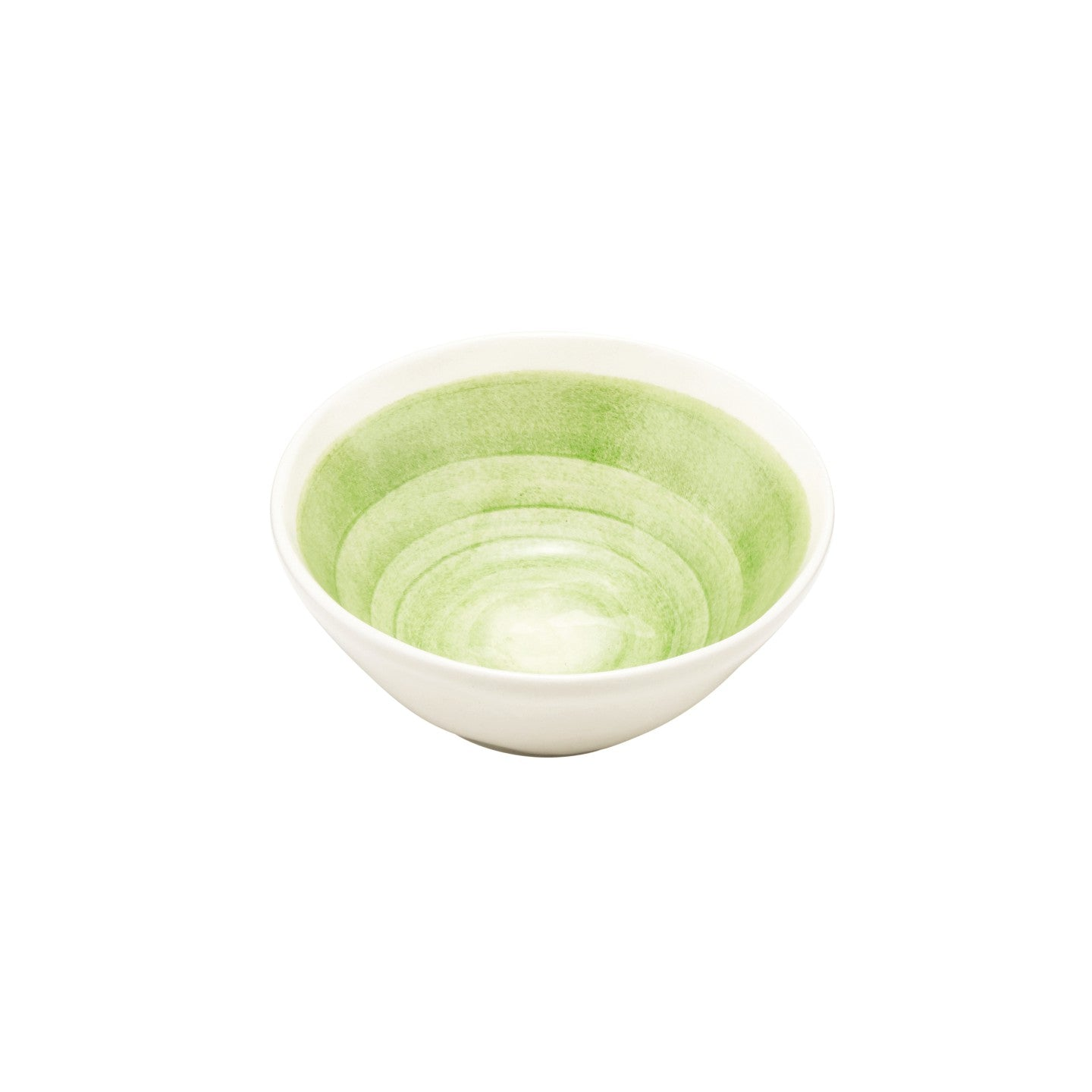 Green 18cm Cereal Bowl