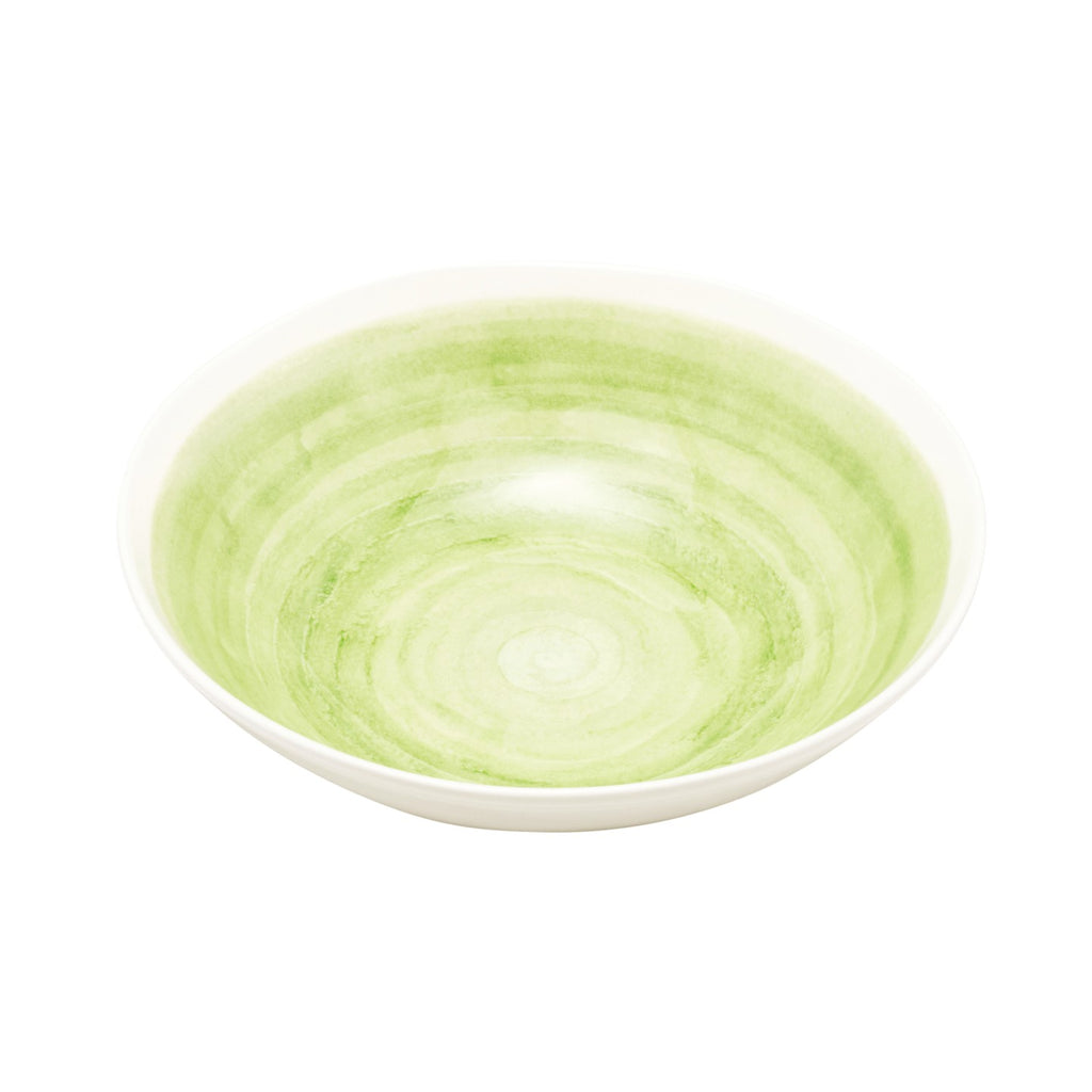Green 31cm Serving Bowl