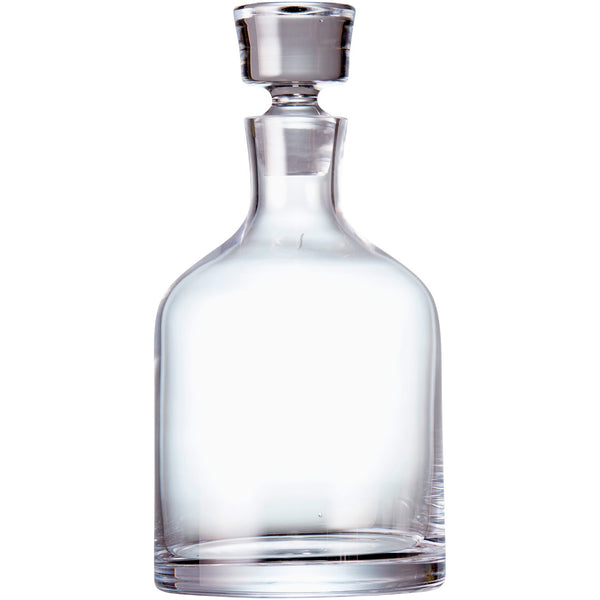Glass Square Decanter