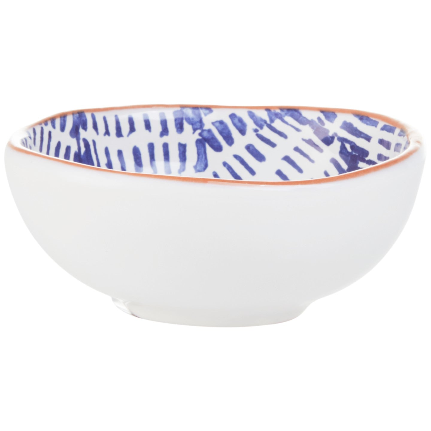 11cm Terra Blue Dash Mini Bowl