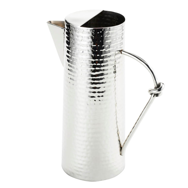 Stainless Steel Finish Jug