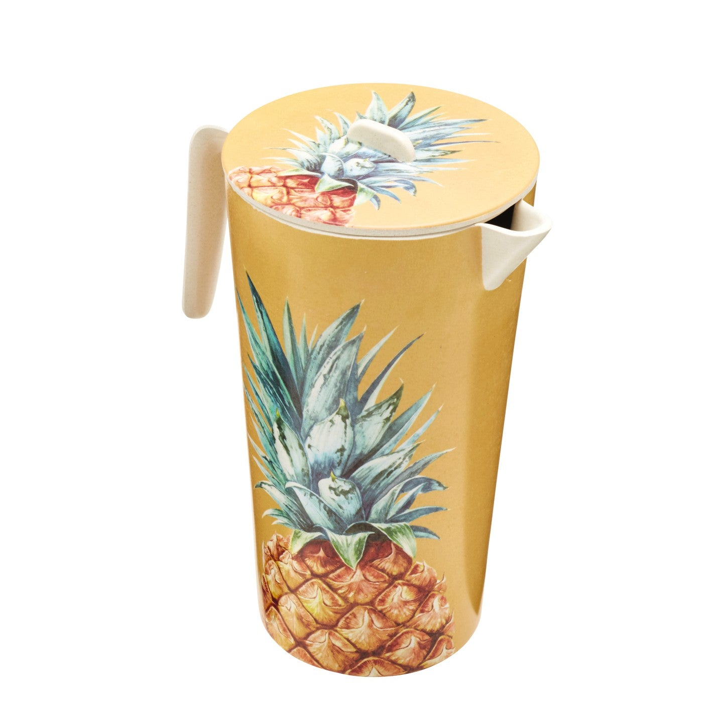 Bamboo Pineapple Jug