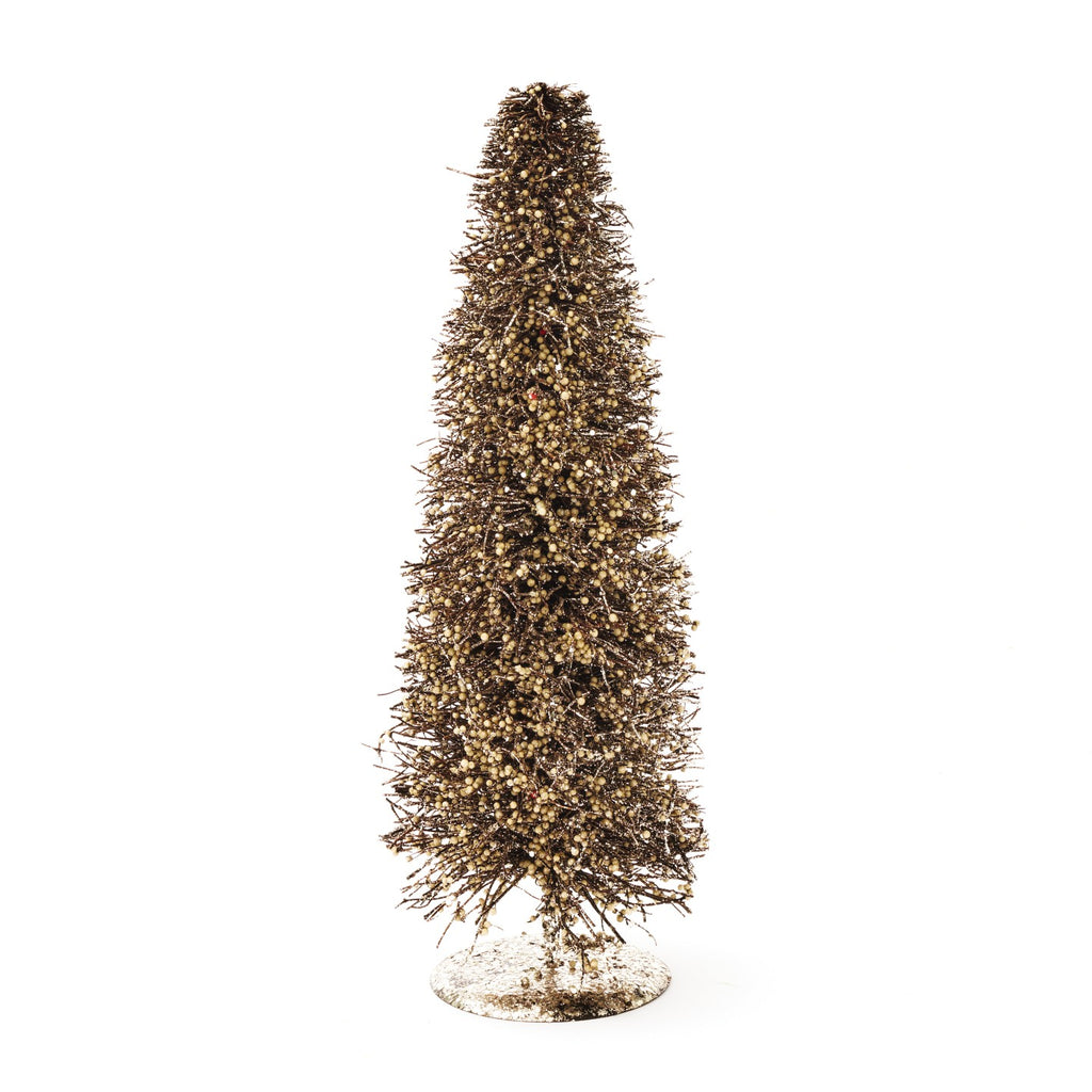 40cm Metallic Christmas Tree