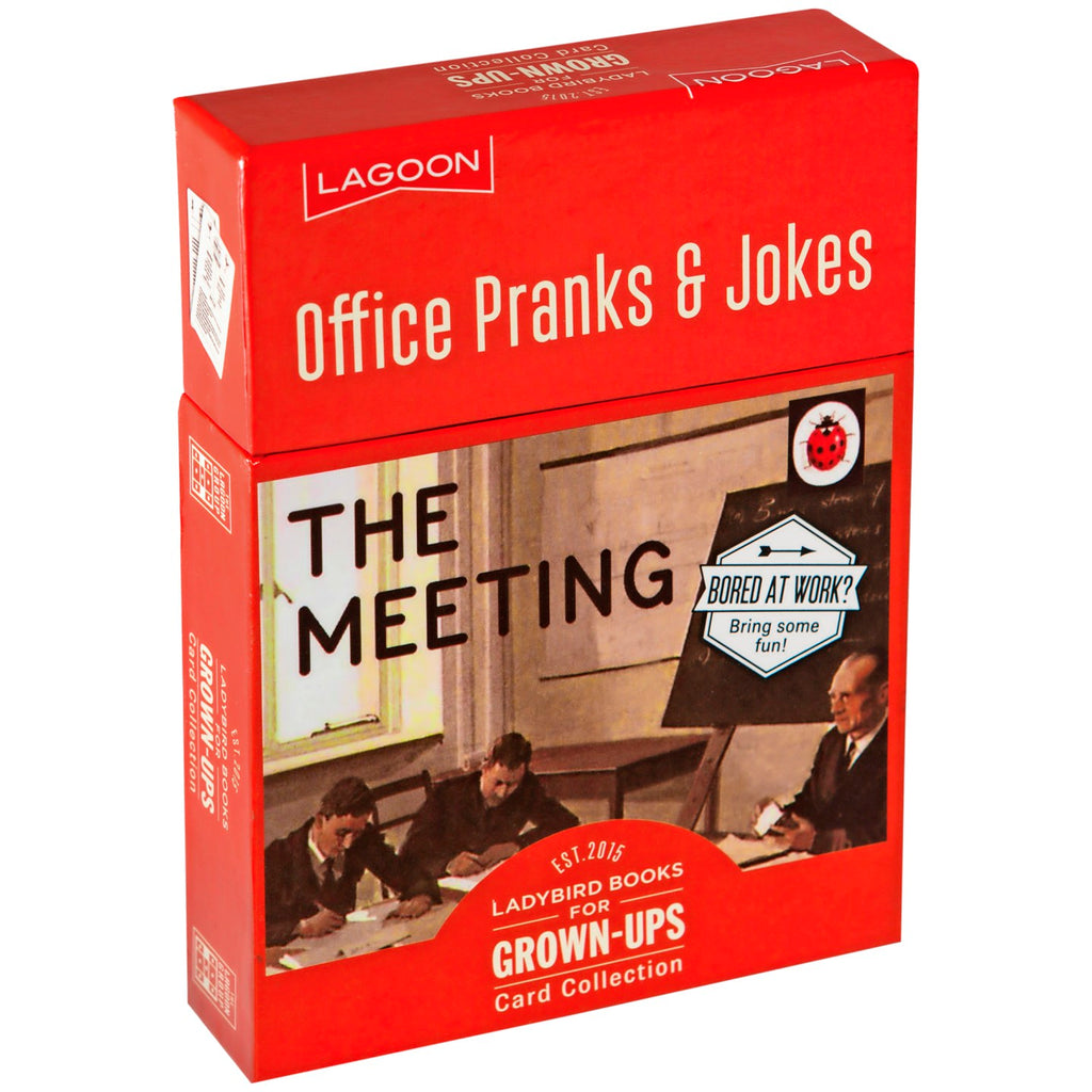 The Meeting: Office Pranks & Jokes