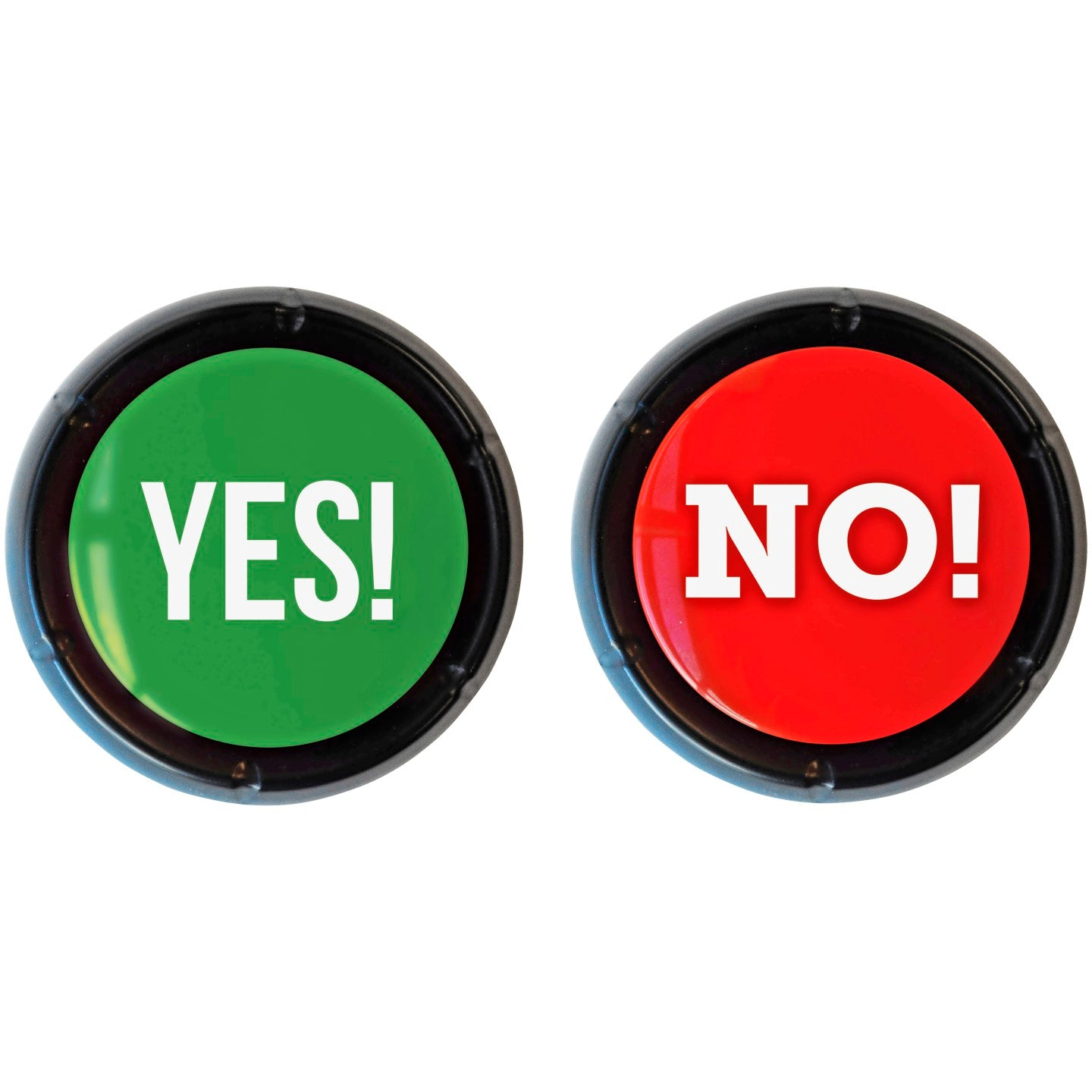 Yes No Button Set Minimax