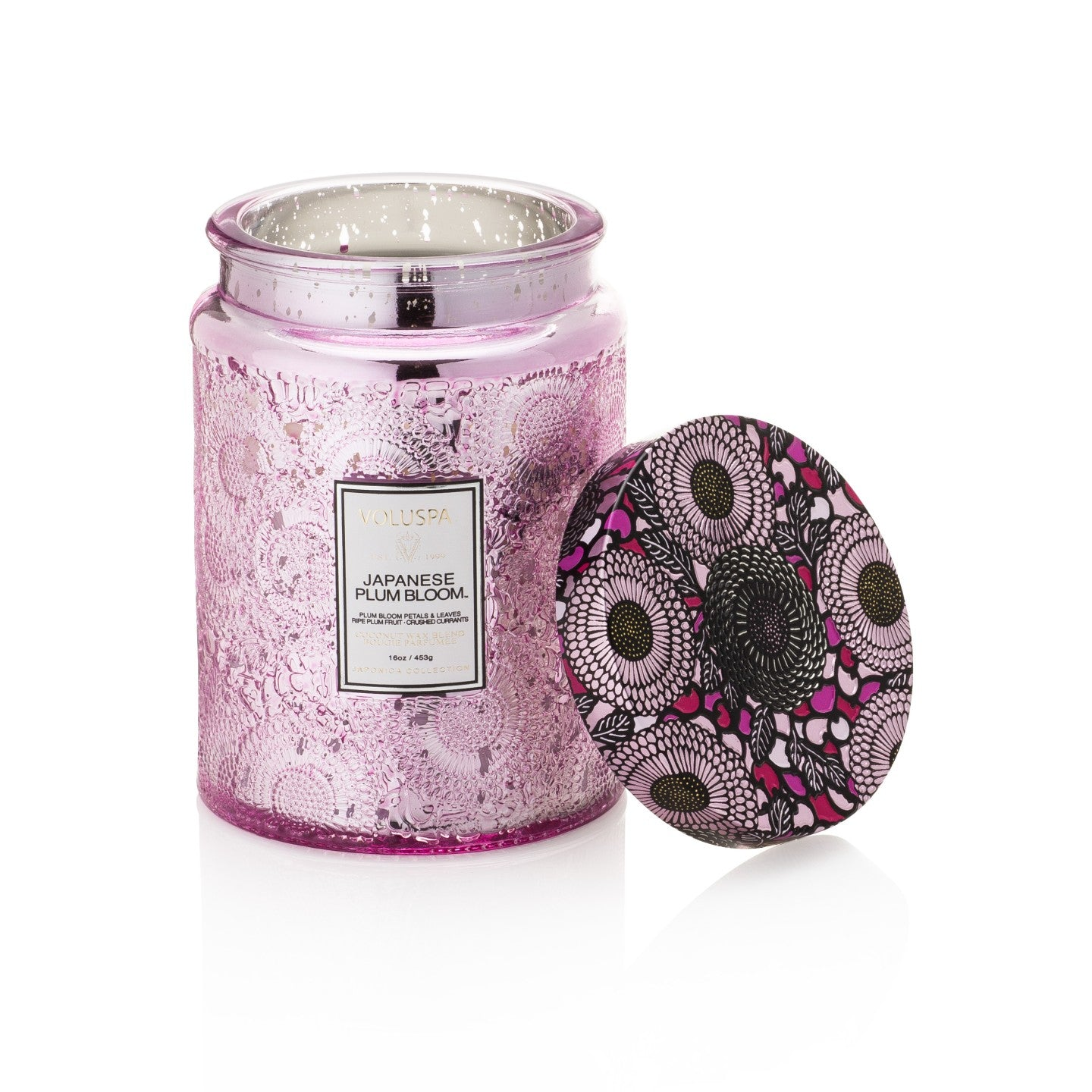 Voluspa Japenese Plum 100Hr Candle