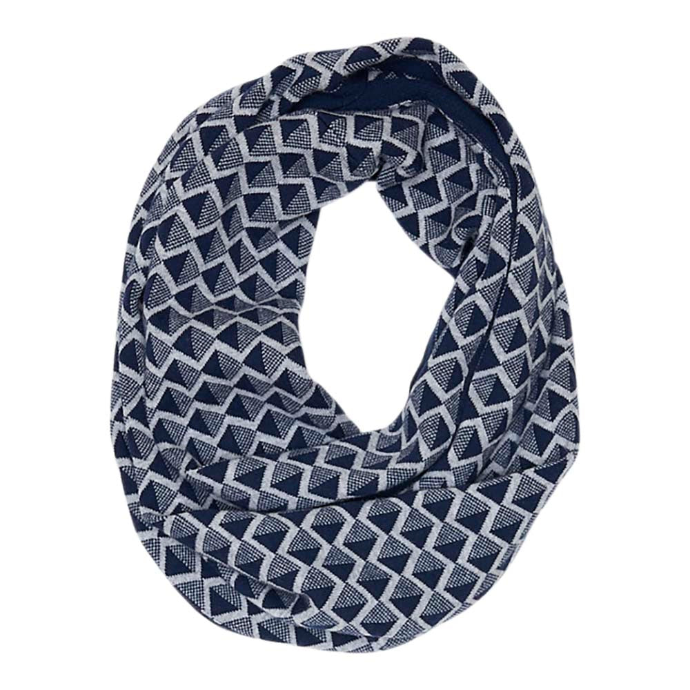 Pattern Navy Loop