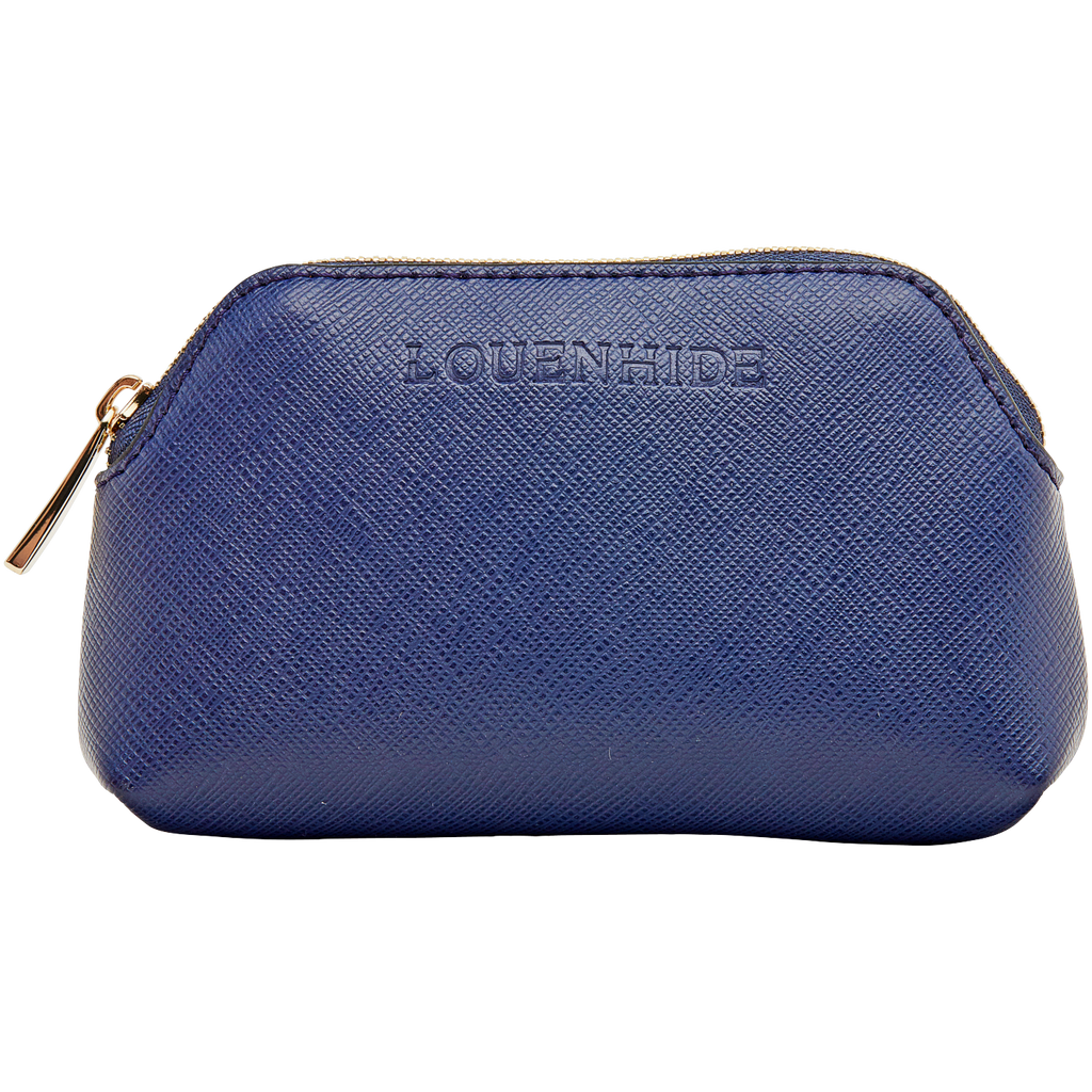 Ruby Navy Coin Purse
