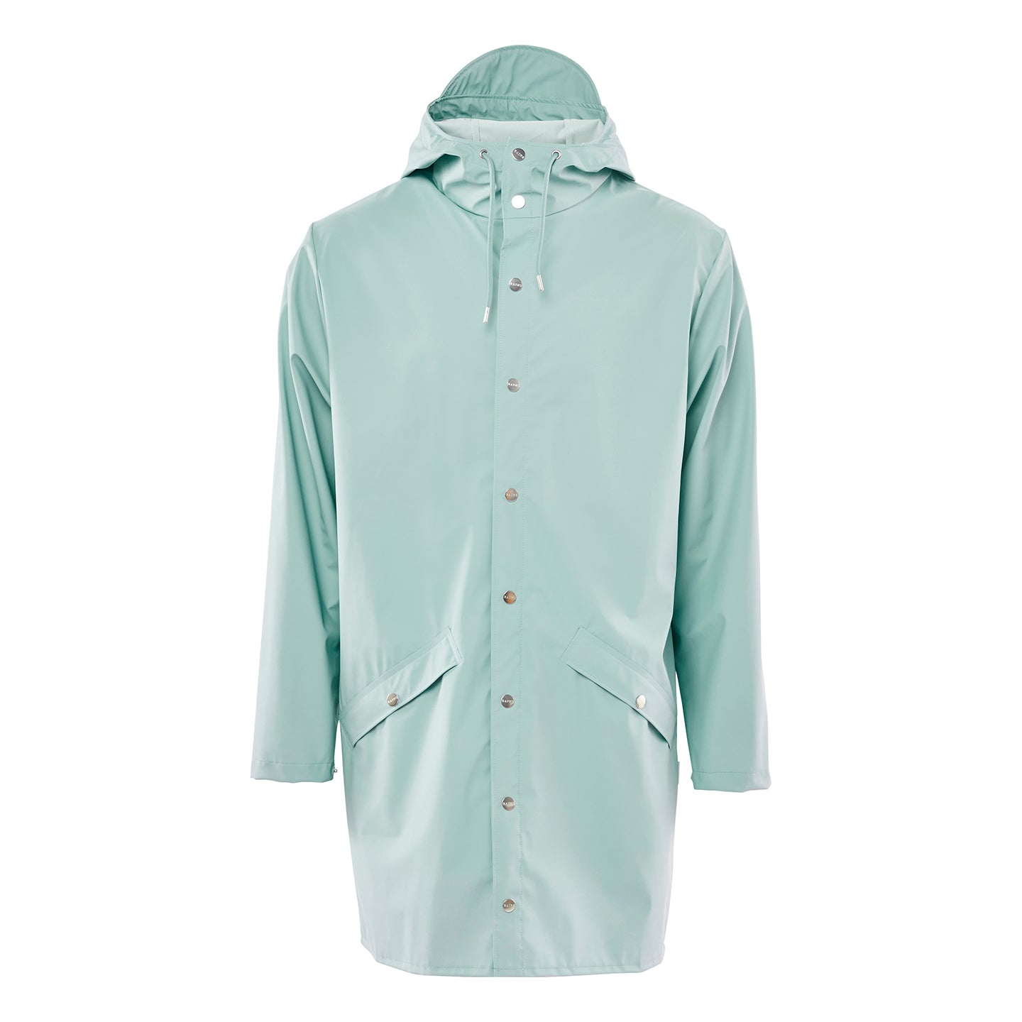 Dusty Mint Long Jacket M/L