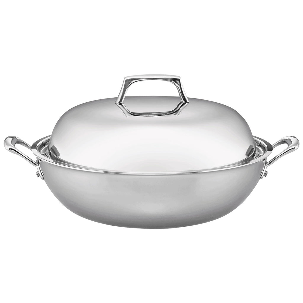Per Sempre 34cm Covered Wok