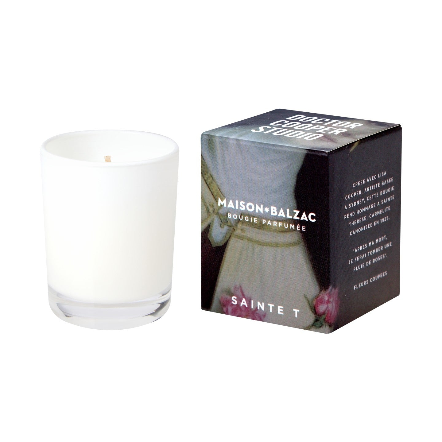 Sainte T Mini Candle