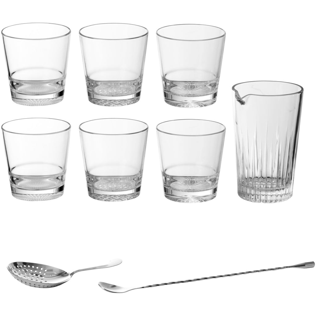 9pce Mixology Set