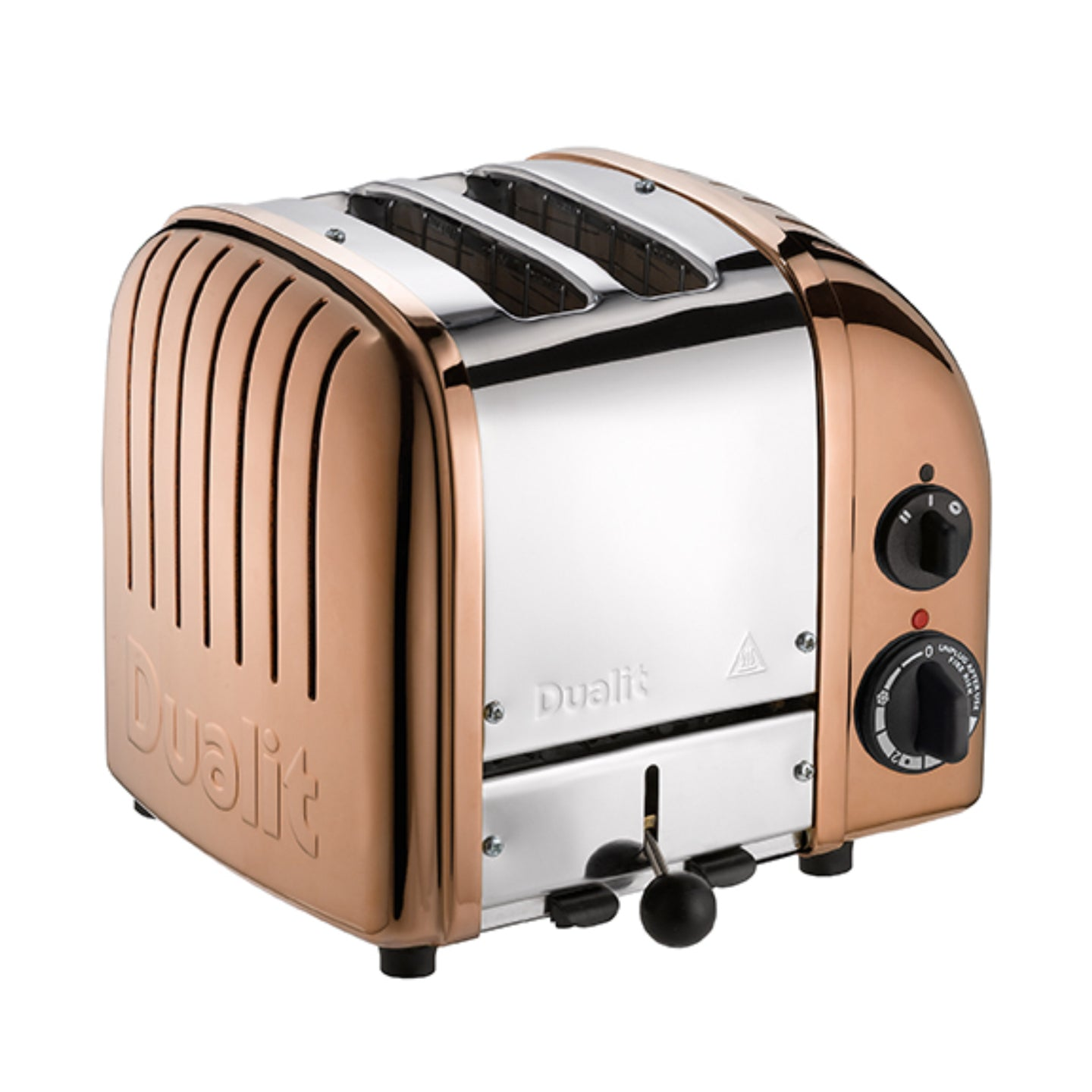 Copper 2 Slice Toaster