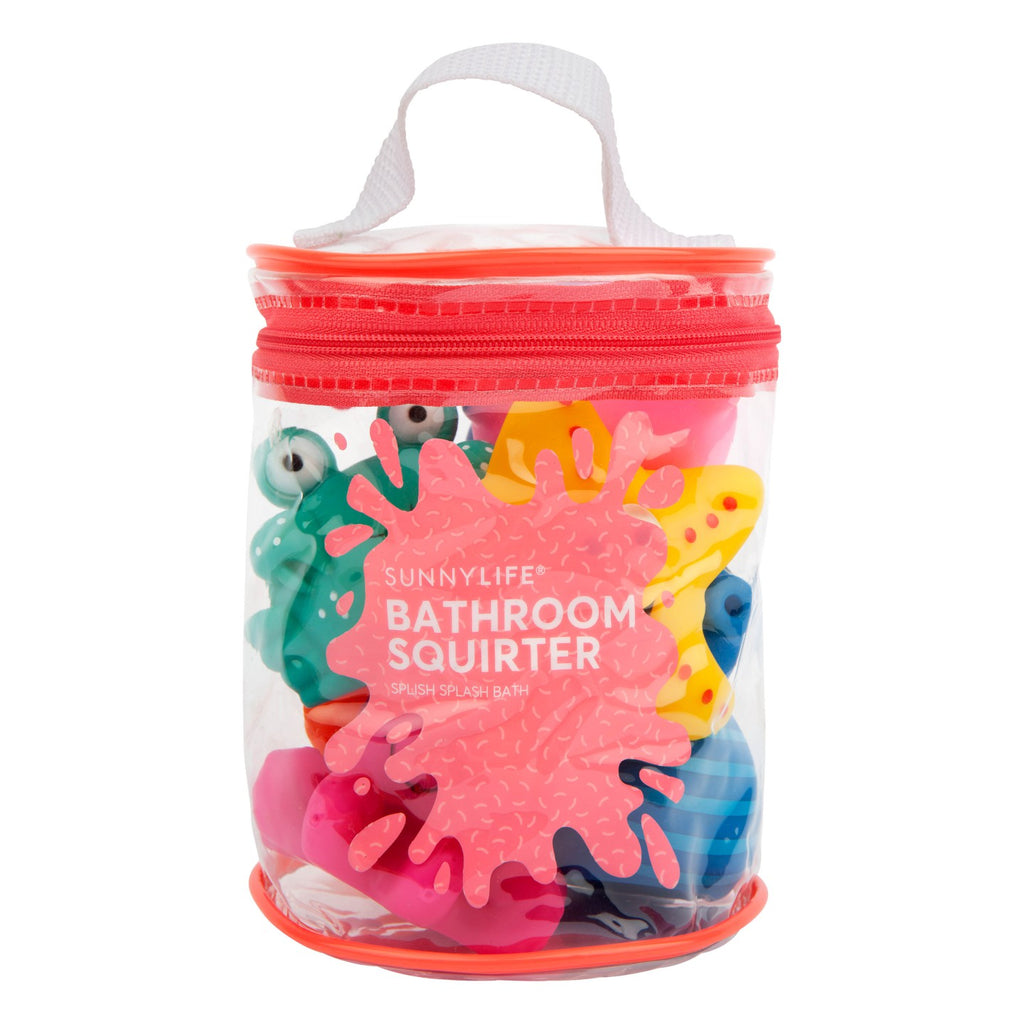 Set of 6 Bath Squirters