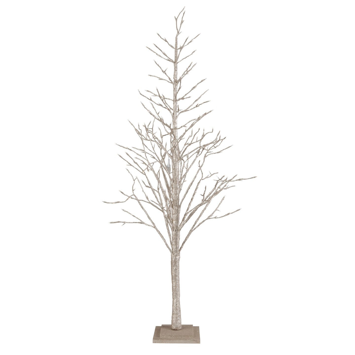 150cm Champagne Gold Spruce LED Tree