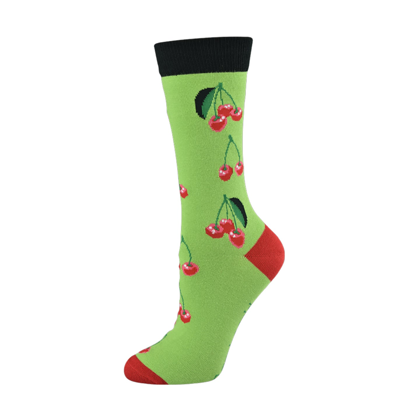 Cherry Womens Socks