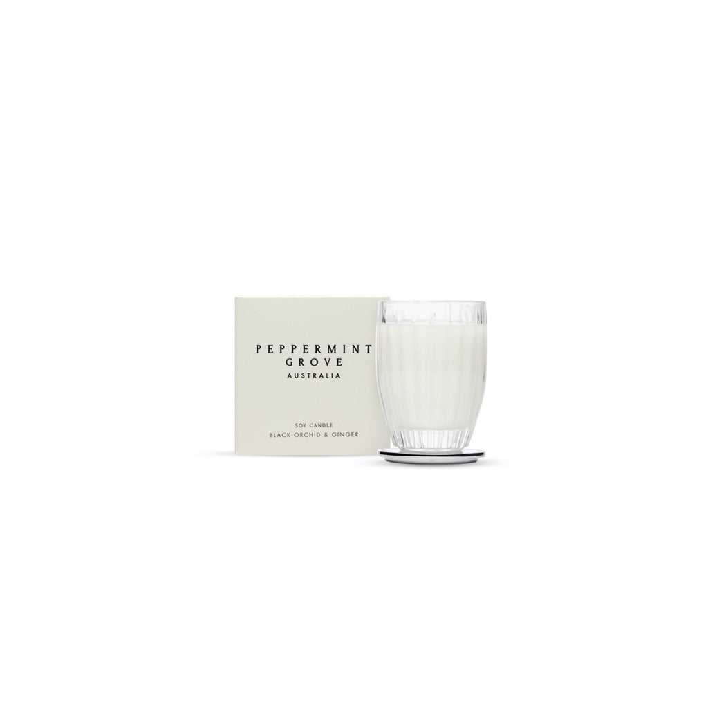 Black Orchid & Ginger - Small Candle 60g