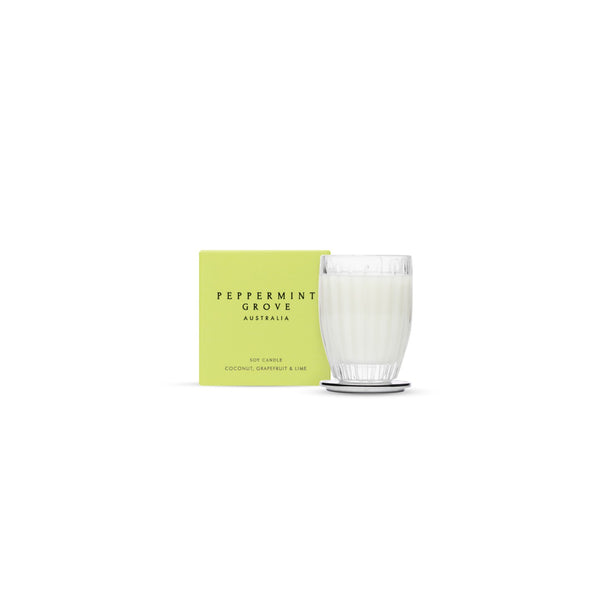 Coconut, Grapefruit and Lime - Small Candle 60g