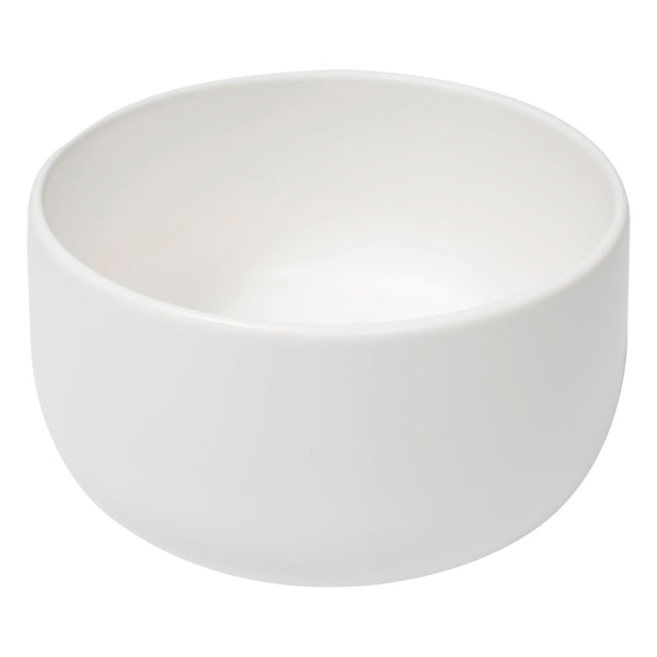 Ceilia Salad Bowl White 23cm
