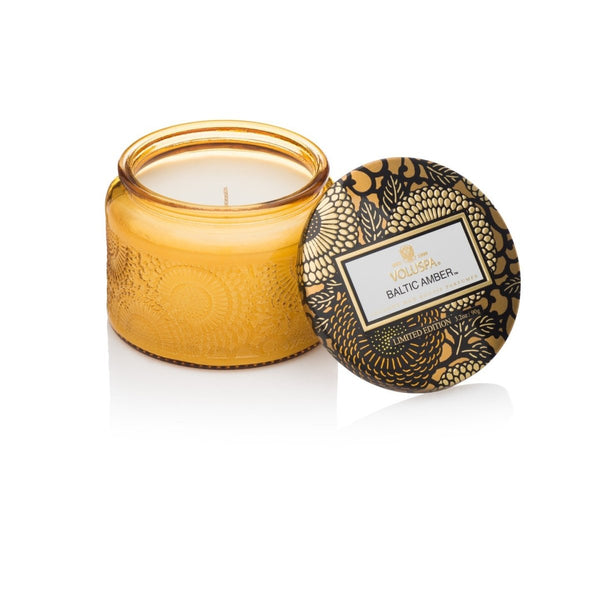 Baltic Amber Small Jar Candle - Minimax