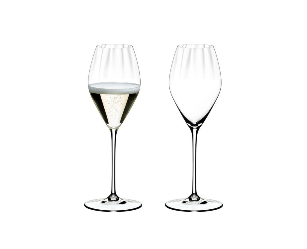 Buy 3 Get 4: Performance Champagne Glasses - Minimax