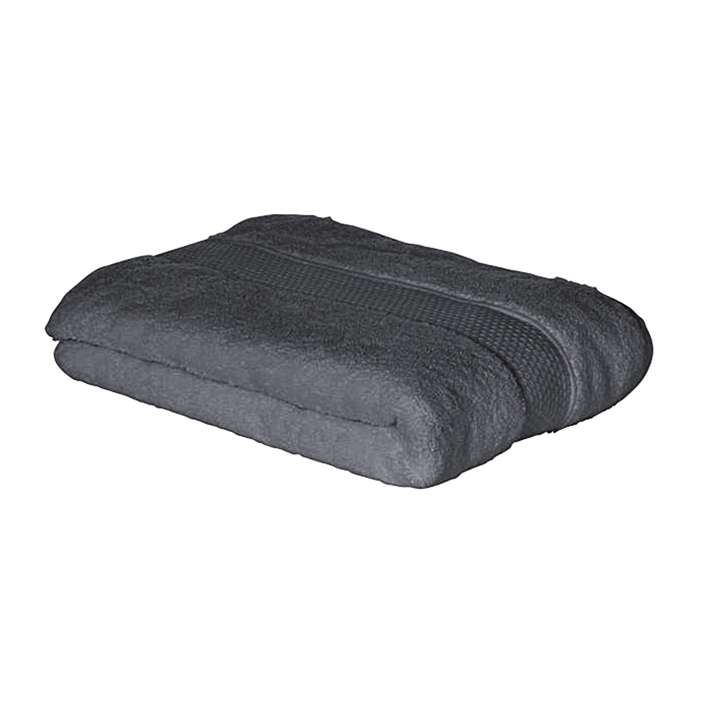 Enver Charcoal Bathtowel