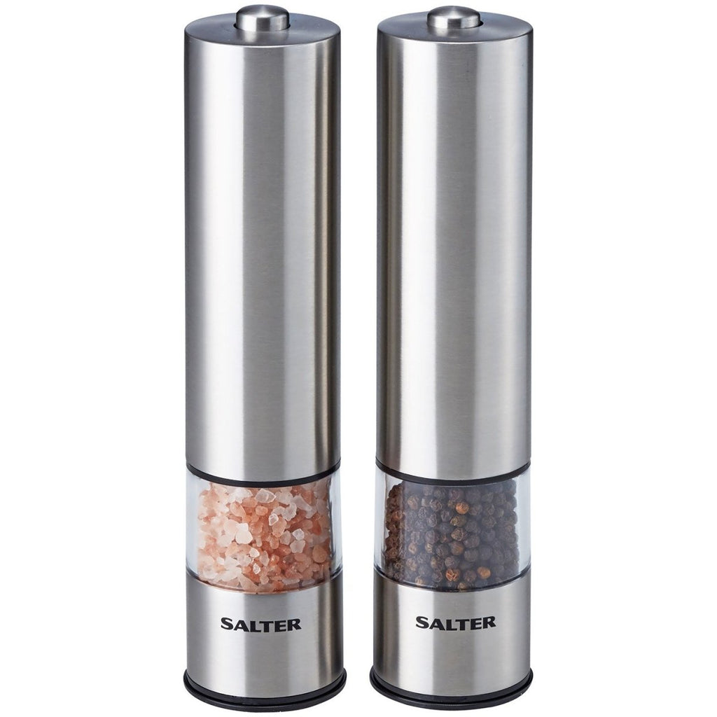 Electronic Salt and Pepper Mill - Minimax