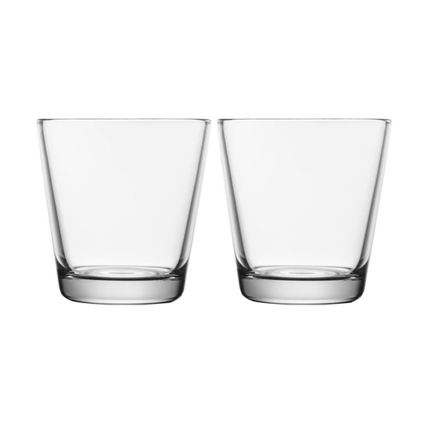Kartio Clear Set of 2 Tumblers - Minimax