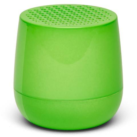Mino Fluoro Green Mini Speaker - Minimax