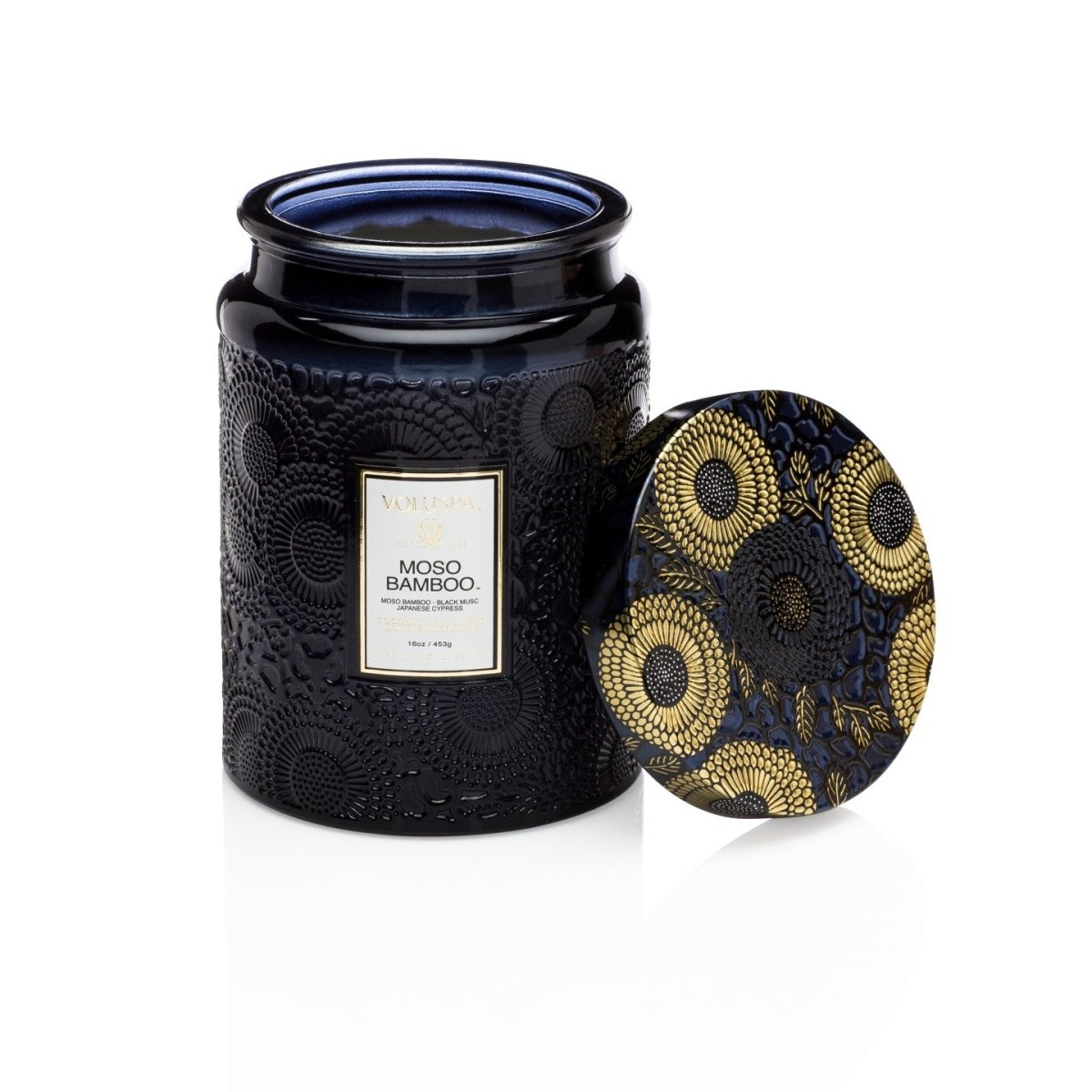 Moso Bamboo Candle - Minimax