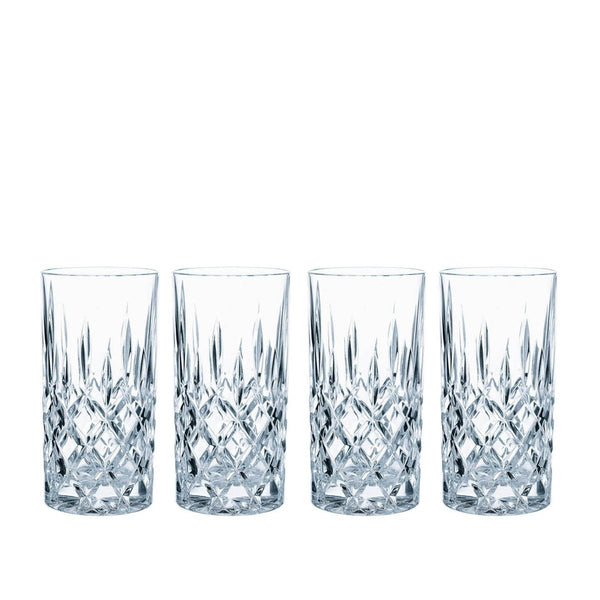 Noblesse Long Drink Set Of 4 Glasses - Minimax