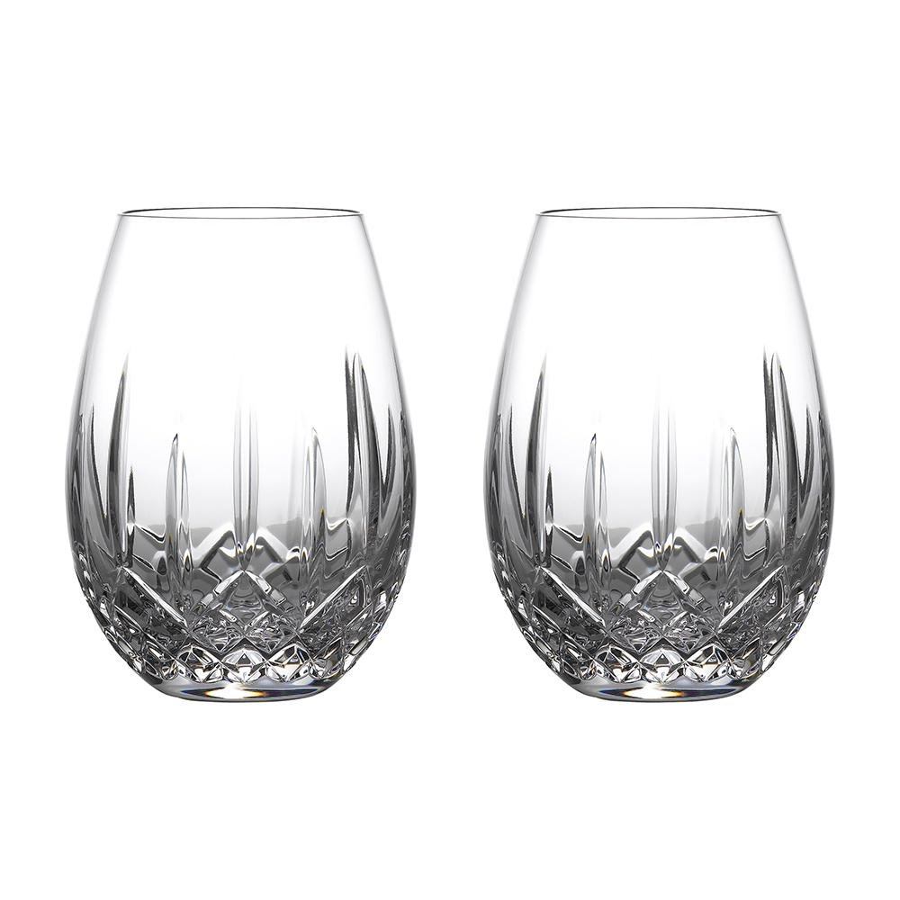 Nouveau 660ml Set of 2 Stemless Glasses - Minimax