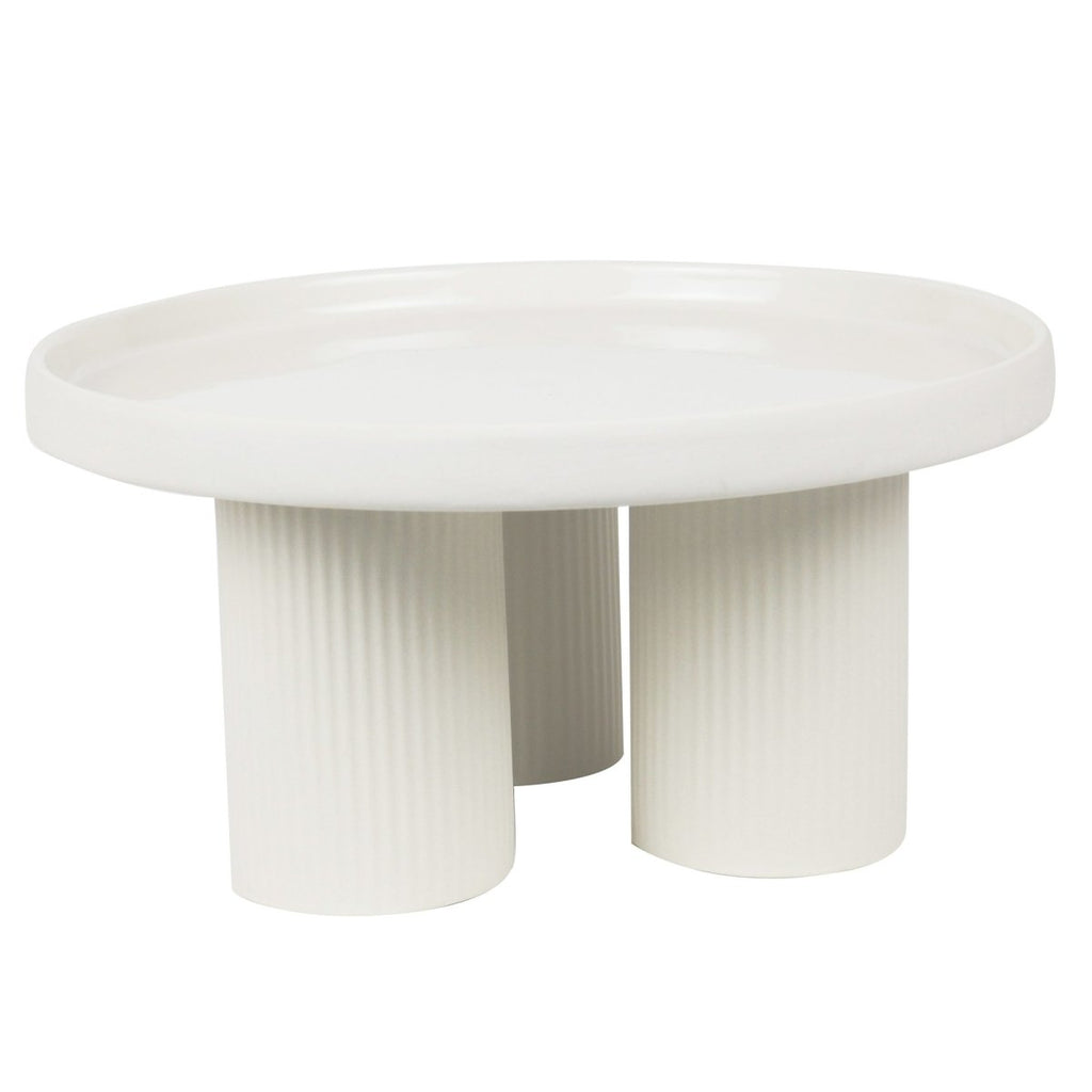 Poet's Dream 28cm Natural Cake Stand - Minimax