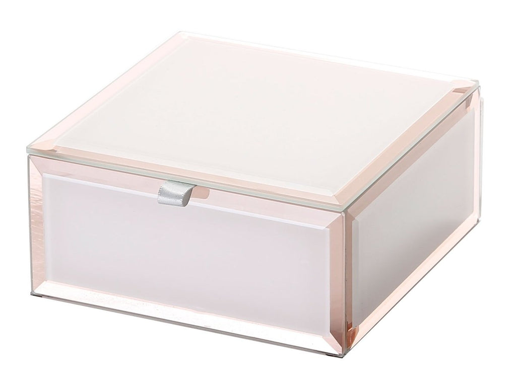 Sara Small Blush Jewellery Box - Minimax