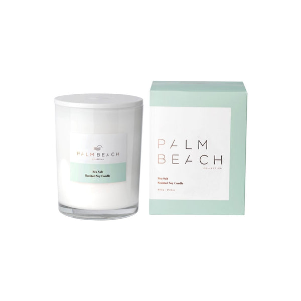 Sea Salt 850g Candle - Minimax