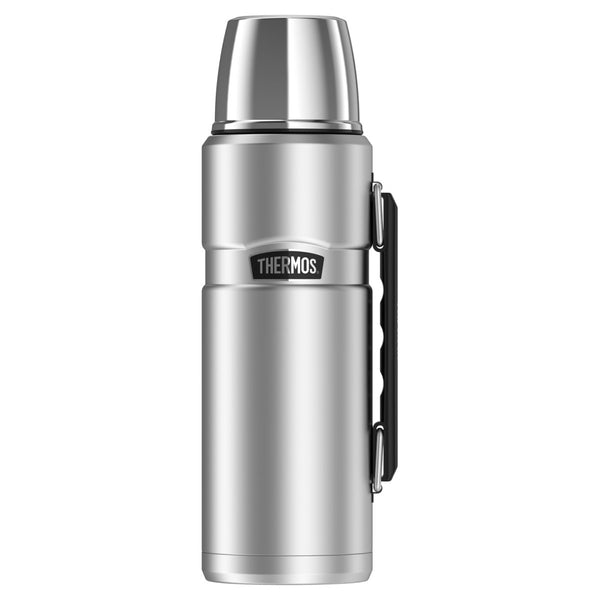 Stainless King 1.2Ltr Vacuum Insulated Stainless Steel Flask - Minimax