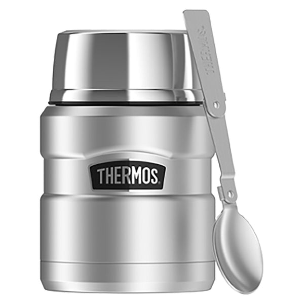 Stainless King 470ml Vacuum Insulated Stainless Steel Food Jar - Minimax
