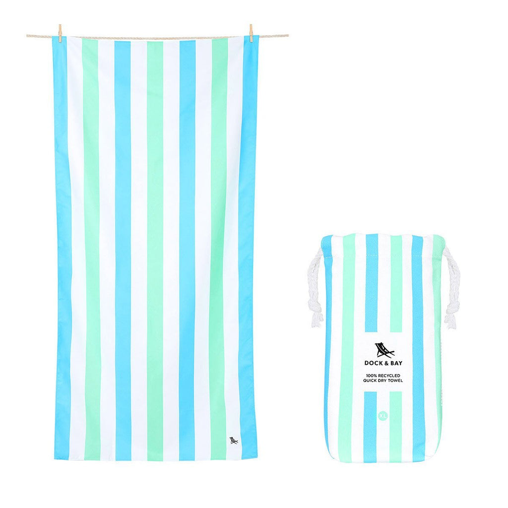 Summer Collection XL 200cm x 90cm Endless Days Beach Towel - Minimax