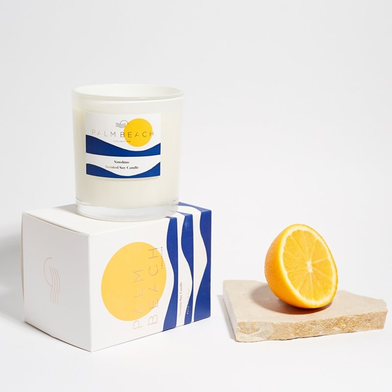 Sunshine 420g Limited Edition Candle - Minimax