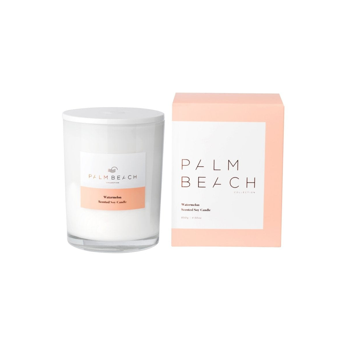 Watermelon 850g Candle - Minimax