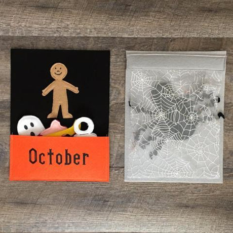 October Page Kit