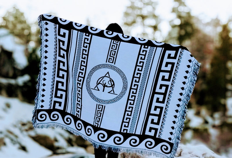 100% ORGANIC COTTON BLANKETS & THROWS