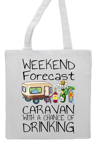 Weekend Forecast Caravan Bag